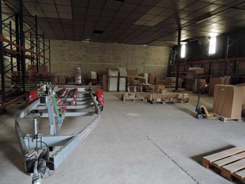 Location entrep ts locaux d 39 activit s presles en brie 77220 450m2 bur - Hauteur sous plafond reglementaire ...