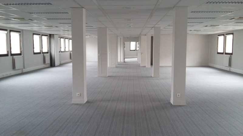 Location bureaux clichy 92110 777m2 for Location bureau 13