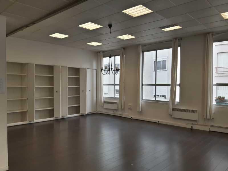 Location bureaux paris 75014 310m2 - Hauteur minimum sous plafond ...