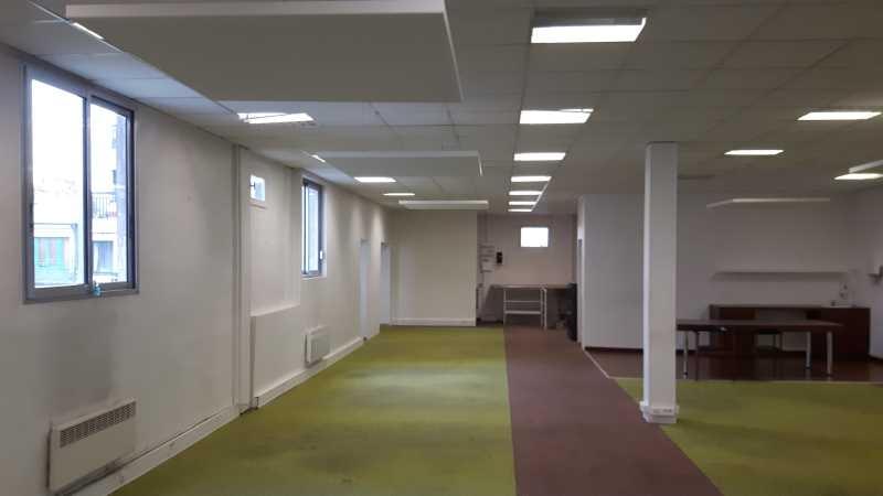 Location bureaux paris 75014 310m2 - Hauteur sous plafond mezzanine ...