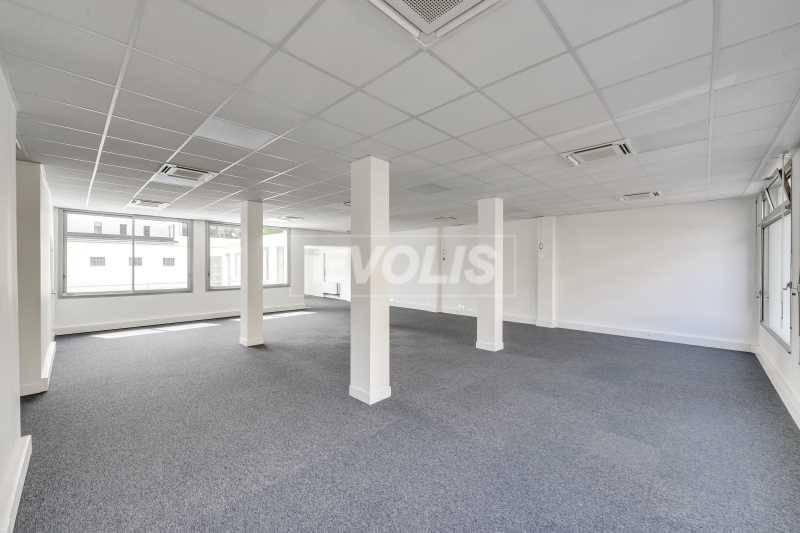 Location Vente Bureaux Issy Les Moulineaux 92130 638m2