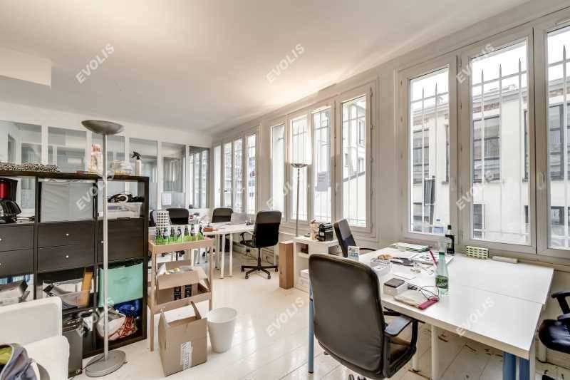 Vente bureaux boulogne billancourt 92100 385m2 for Vente surfaces atypiques