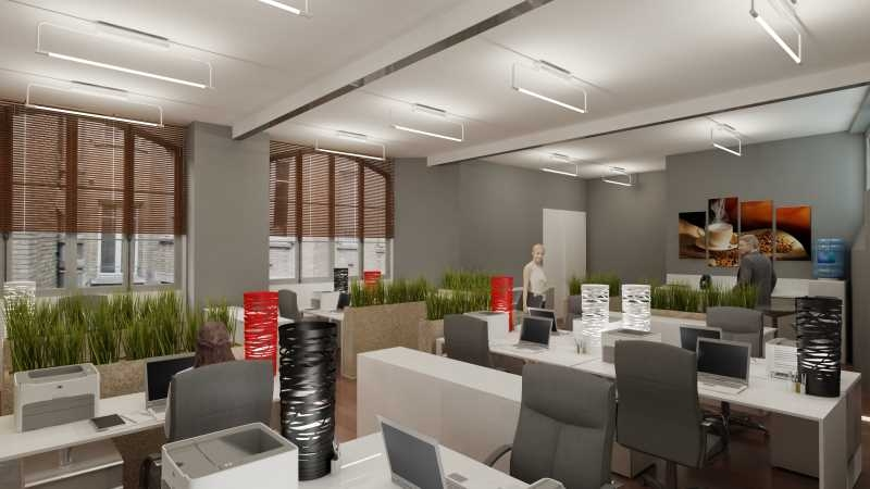 Location bureaux paris 75015 398m2 - Hauteur minimum sous plafond ...