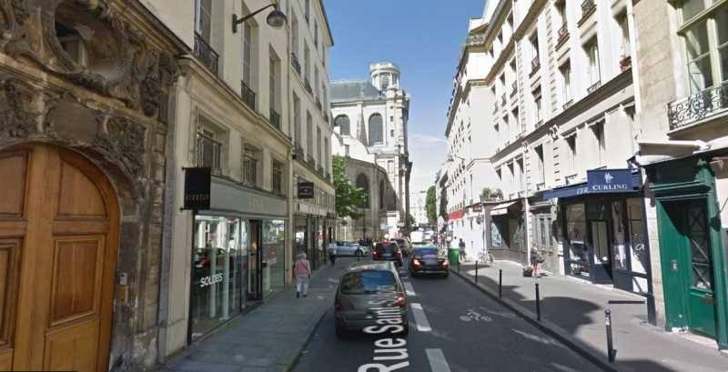 Location bureaux paris 6 75006 185m2 for Surfaces atypiques paris