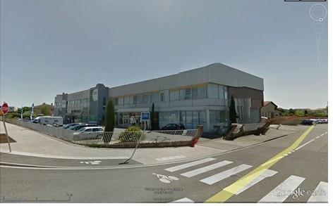 Local, en cours de rénovation, d'environ 154 m² plus atelier de 161 m² à Blagnac