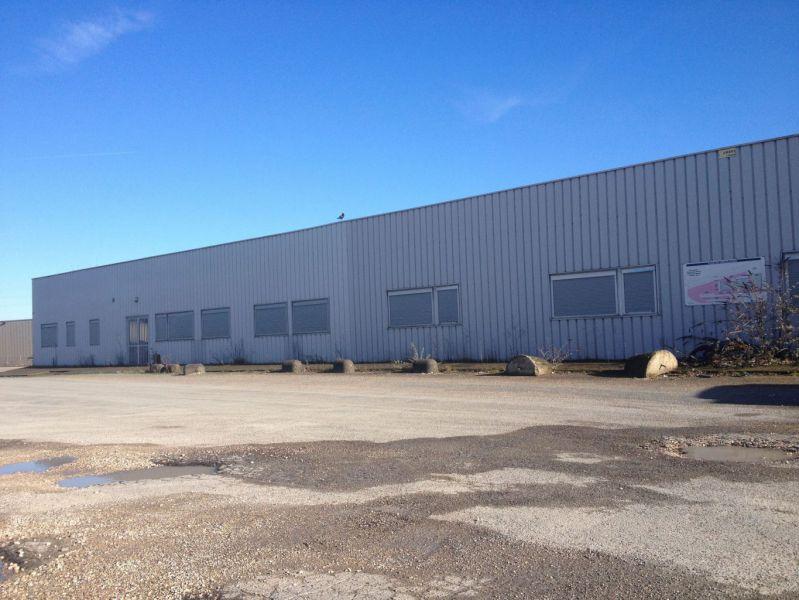 Bureaux et entrepôt de stockage - Saran