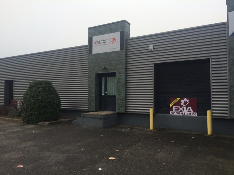 Local d'activité - Bureaux - Stockage st jean de la ruelle