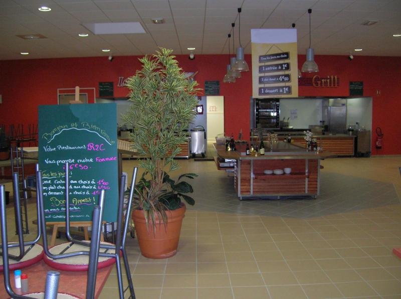 Local commercial a usage de restaurant