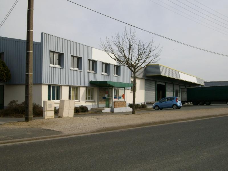 Local de stockage et bureaux