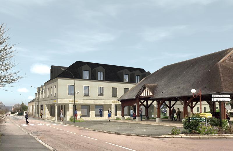 ST CYR EN VAL Locaux neufs à vendre / à louer - Photo 1
