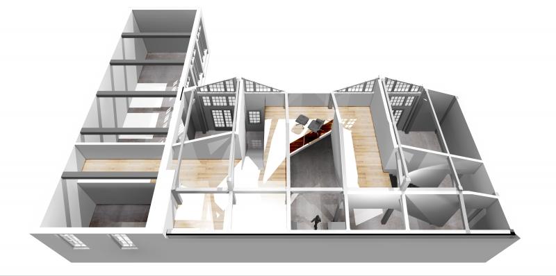 location bureaux paris 75006 60m2. Black Bedroom Furniture Sets. Home Design Ideas