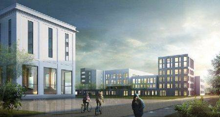 location bureaux strasbourg 67200 4861m2. Black Bedroom Furniture Sets. Home Design Ideas