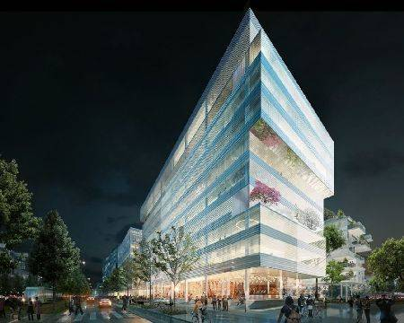 location bureaux strasbourg 67000 362m2. Black Bedroom Furniture Sets. Home Design Ideas