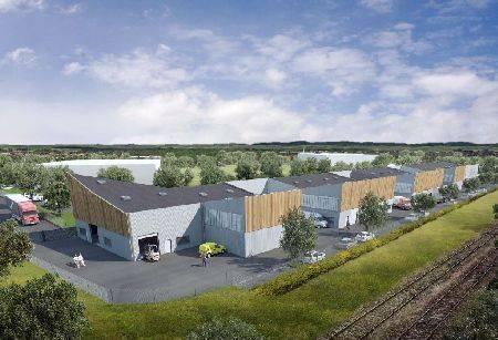 Bureaux et Activités 3291 m² (Div. 67 m² à vendre (SCHILTIGHEIM