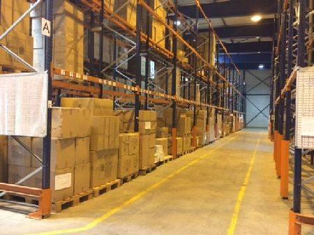 Entrepôt 2125 m² (non div.) à louer(OSTWALD 67540)