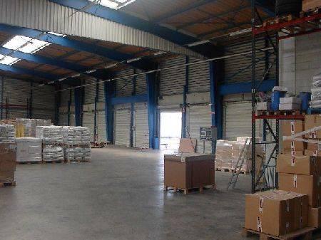 Entrepôt 3390 m² (non div.) à louer/à vendre (STRASBOURG 67100)
