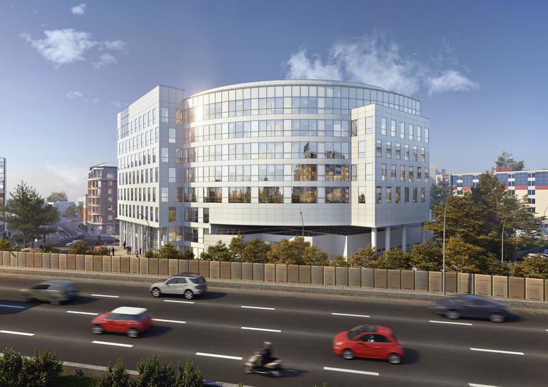Ensemble immobilier neuf, triplement certifié, bénéficiant de la maturité économique du quartier d'affaires de Saint-Ouen, à la jonction de Paris et de Saint-Ouen - Photo 1