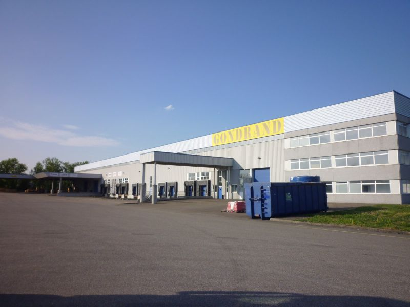 Entrepôt/stockage - bureaux - STRASBOURG - Port autonome