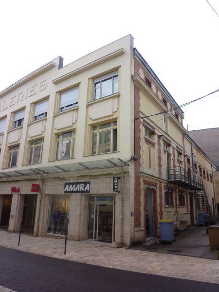 Local commercial - centre ville - NEVERS (58)