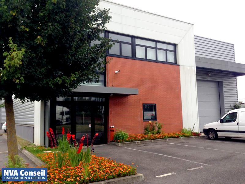 Local d'activité avec bureaux - Herblay 95220 - Photo 1