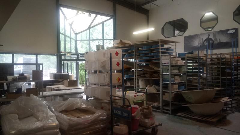 Entrepôt 498 m² - Photo 1