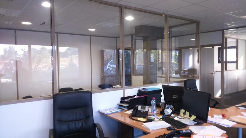 Bureaux Vide 185 m² - Photo 1