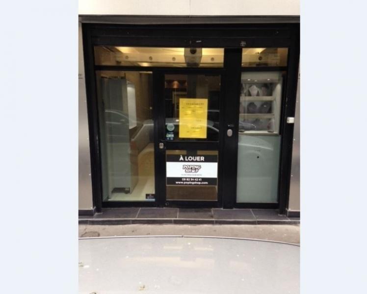 Vente locaux commerciaux paris 75009 70m2 for Locaux commerciaux atypiques paris