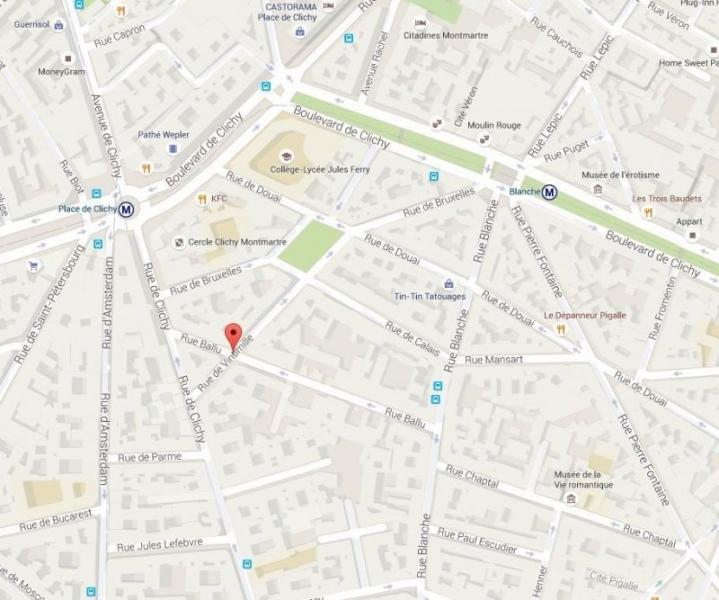 Vente locaux commerciaux paris 75009 41m2 for Locaux commerciaux atypiques paris