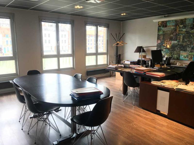 A LOUER, Bureaux à louer Quai du Wault - Vieux Lille - Photo 1