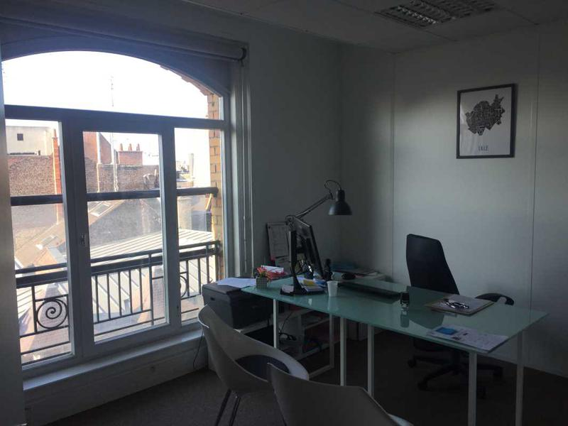 Location Bureau Lille 59000 - Photo 1