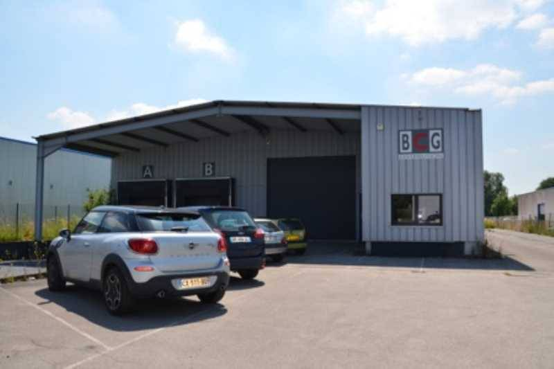 Location entrep t armenti res 59280 2 010m2 for Garage la chapelle d armentieres