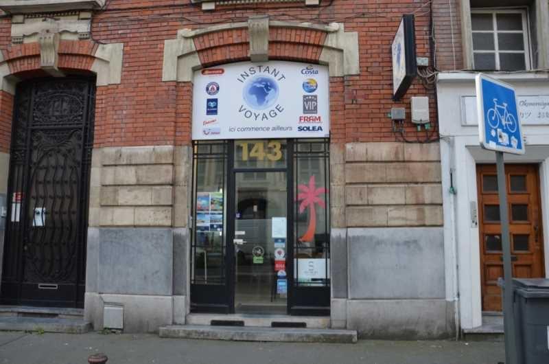 Rue du Molinel Lille 60 m2 de commerce à louer