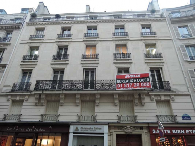 Bureaux PARIS 75001