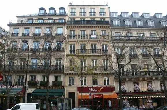 Bureaux PARIS 75002