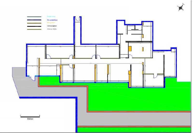 Vente bureaux paris 75010 250m2 for Amenagement jardin 250m2