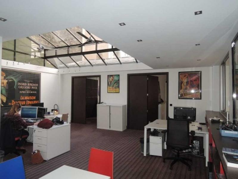 Location bureaux paris 75017 222m2 for Location bureau atypique paris