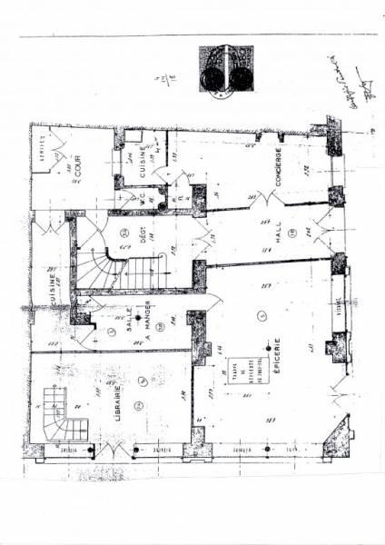 vente commerces paris 6 75006 94m2. Black Bedroom Furniture Sets. Home Design Ideas