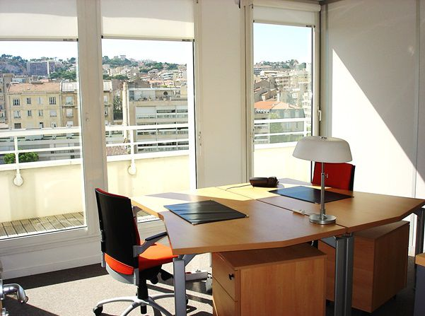 Coworking à Marseille, 165 Prado