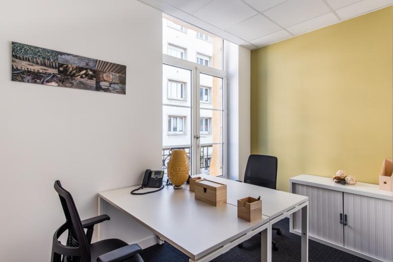 Plateaux de bureaux de 100 m² à Nancy, Gare