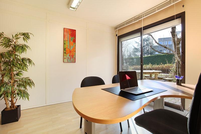 Plateaux de bureaux équipés de 100 m² à Seyssinet