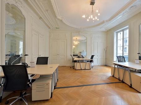 Coworking à Paris, Saint Lazare
