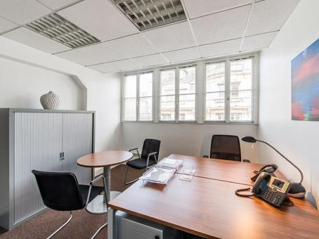 Coworking à Paris, Saint Lazare Amsterdam