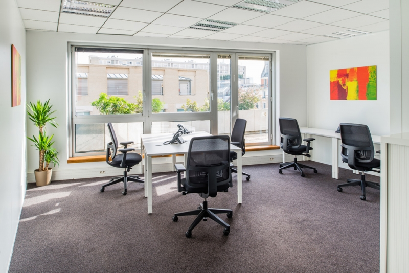 Location bureaux levallois perret 92300 50m2 for Location bureau 64