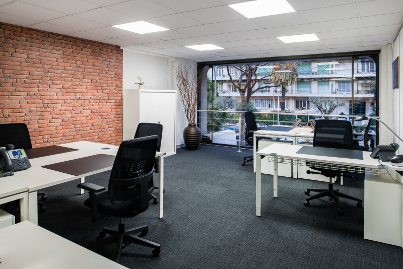 location bureaux nice 06000 100m2. Black Bedroom Furniture Sets. Home Design Ideas