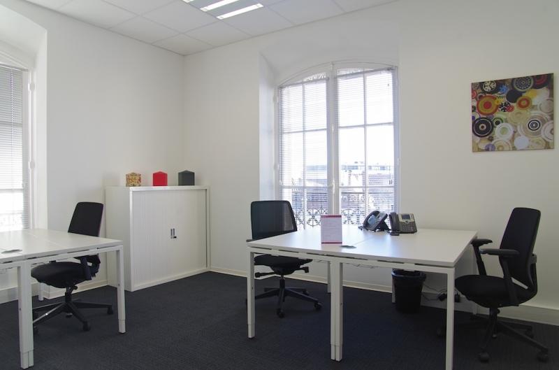 Plateaux de bureaux équipés Bordeaux, Gare de Bordeaux