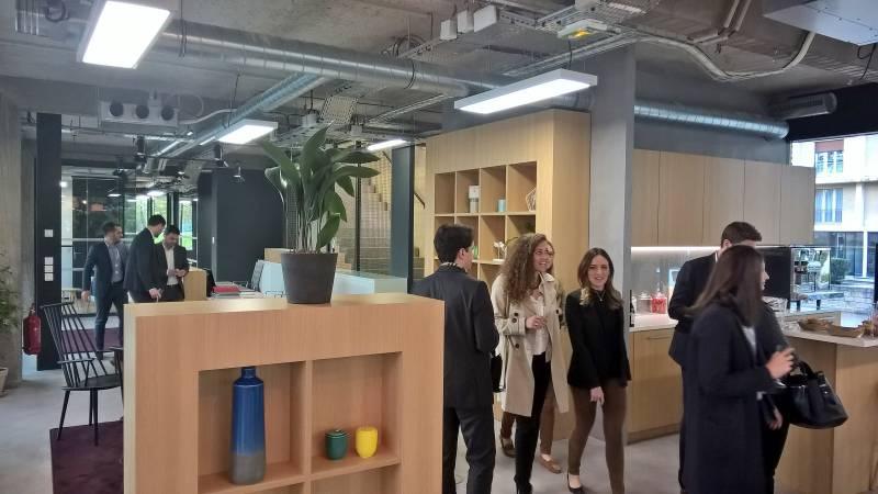 Plateau de bureaux équipés à Paris, Spaces Boulogne-Billancourt