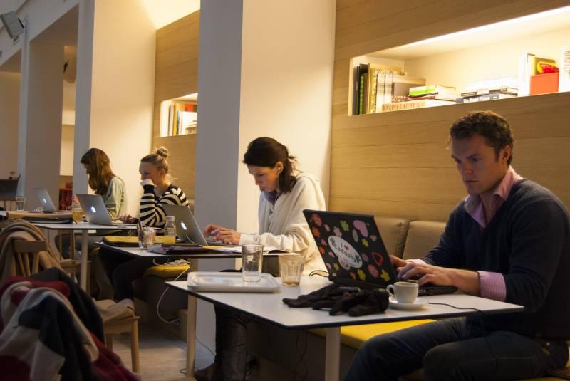 Bureau privé équipé de 10 m² à Paris, Spaces Bonne Nouvelle (ouverture prochaine)