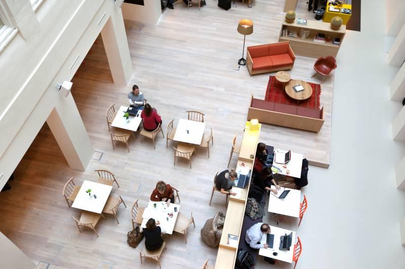 Plateau de bureaux équipés à Paris, Spaces Réaumur (ouverture prochaine)
