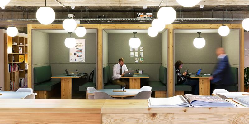 Bureau privé équipé de 10 m² à Paris, Spaces Réaumur (ouverture prochaine)