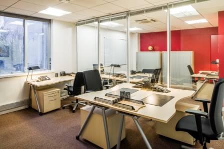 Plateaux de bureaux équipés Toulouse Compans- Caffarelli
